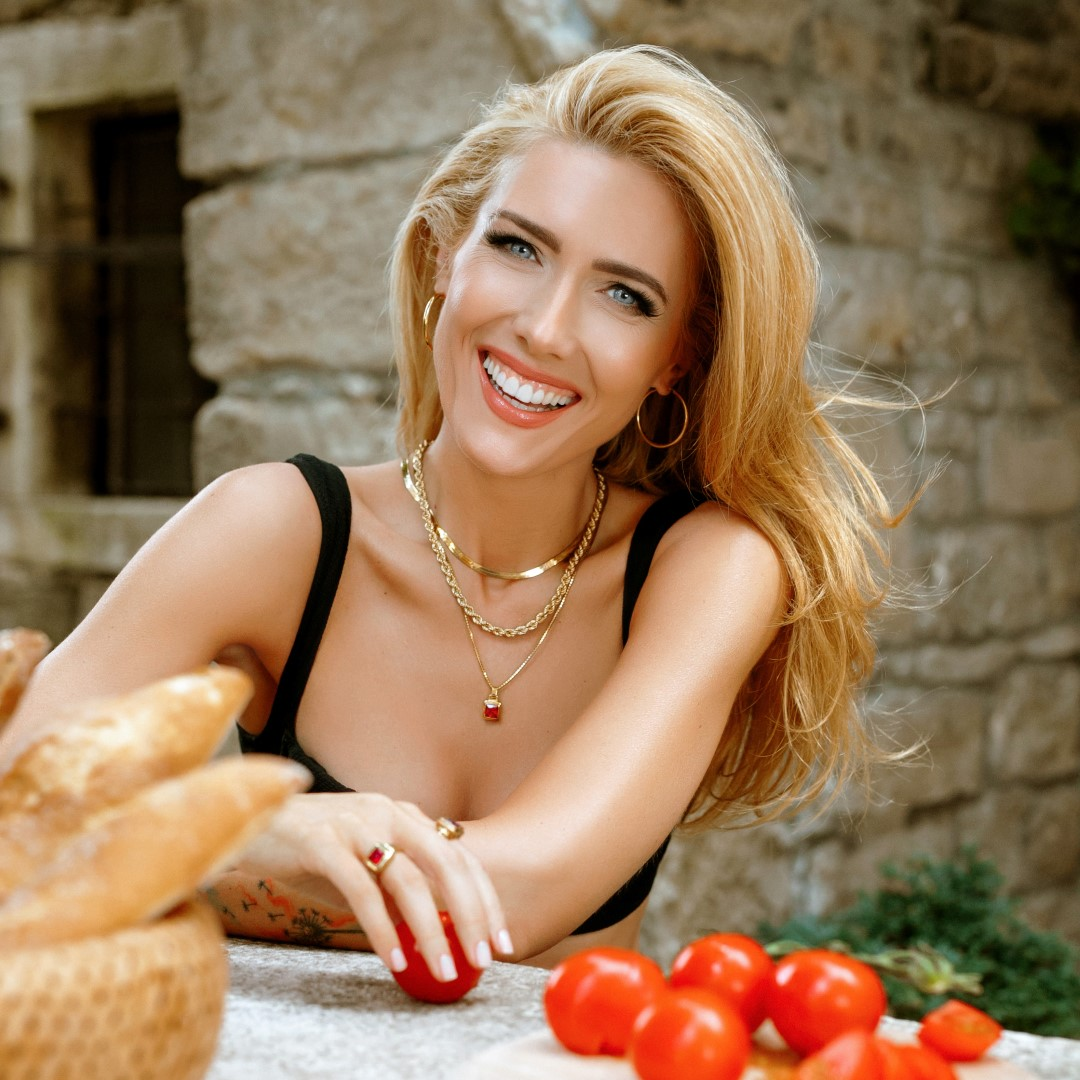 """Ivana Mišerić u """"Karat Jewelry"""" kampanji inspiriranoj talijanskim načinom života"""