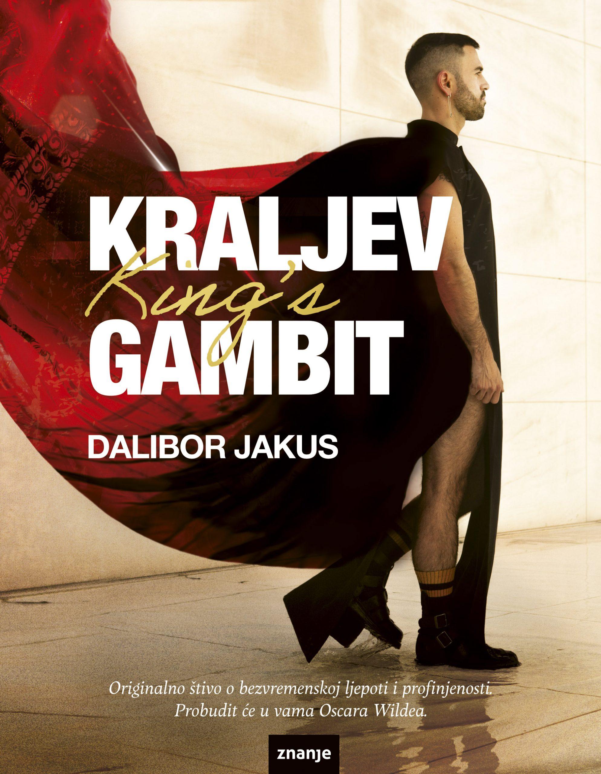 """Poznati komunikacijski stručnjak izdao je knjigu """"Kraljev gambit"""""""