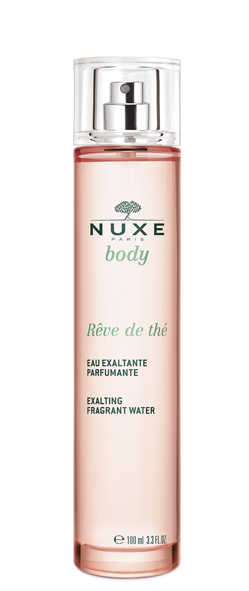 Pomladite svoje tijelo i dušu uz novu NUXE BODY liniju Rêve de thé
