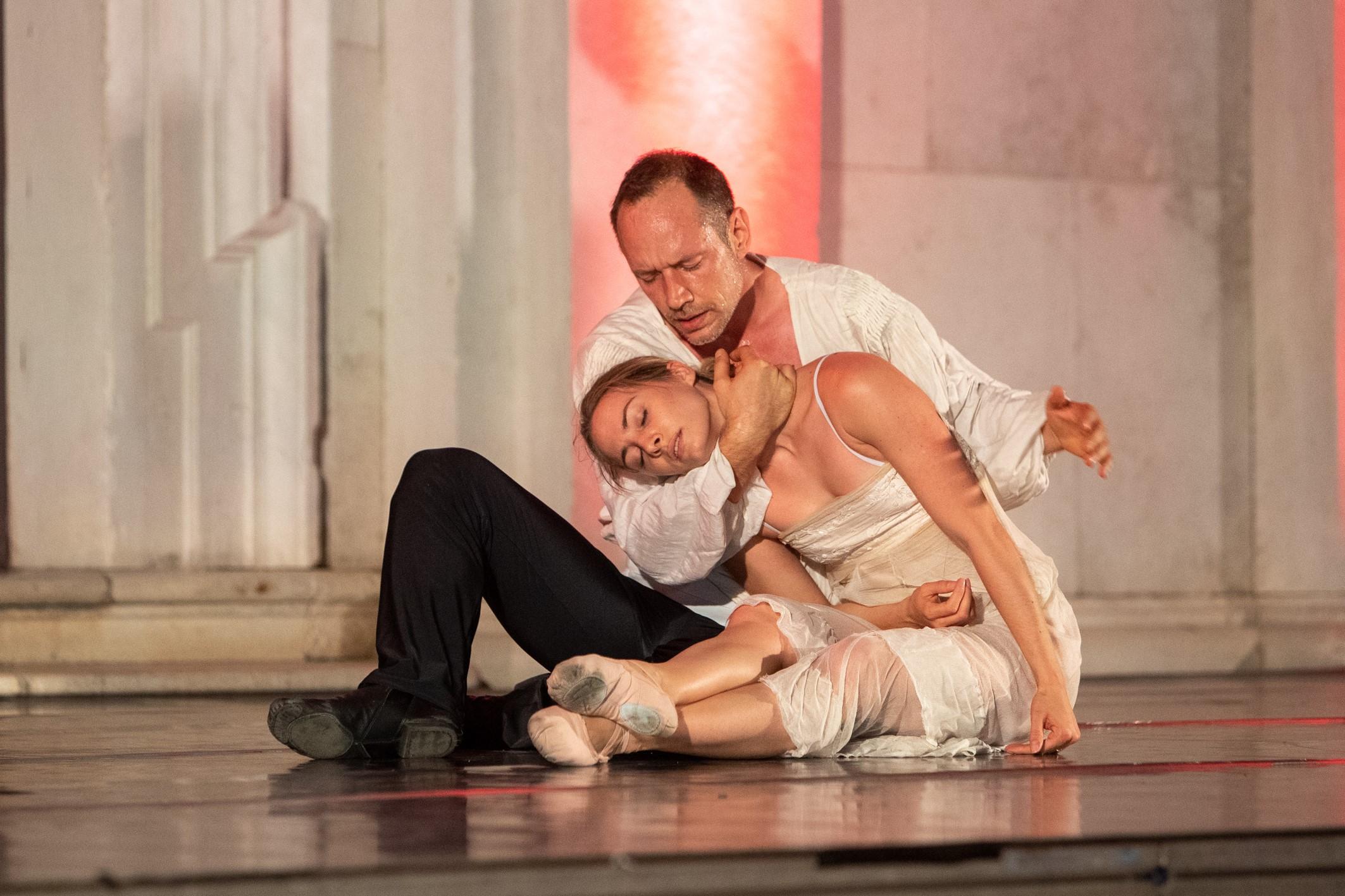 """Održana svečana premijera """"Romeo i Julija"""" na omiljenom rovinjskom ljetnom festivalu """"Rovinj Art&More"""""""