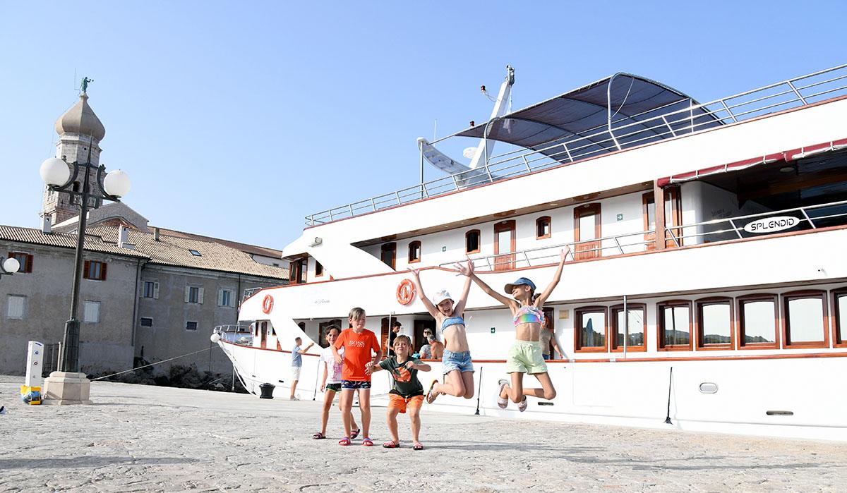 Splendidom do Krka - proveli smo dan na luksuznoj jahti koja krstari Kvarnerom