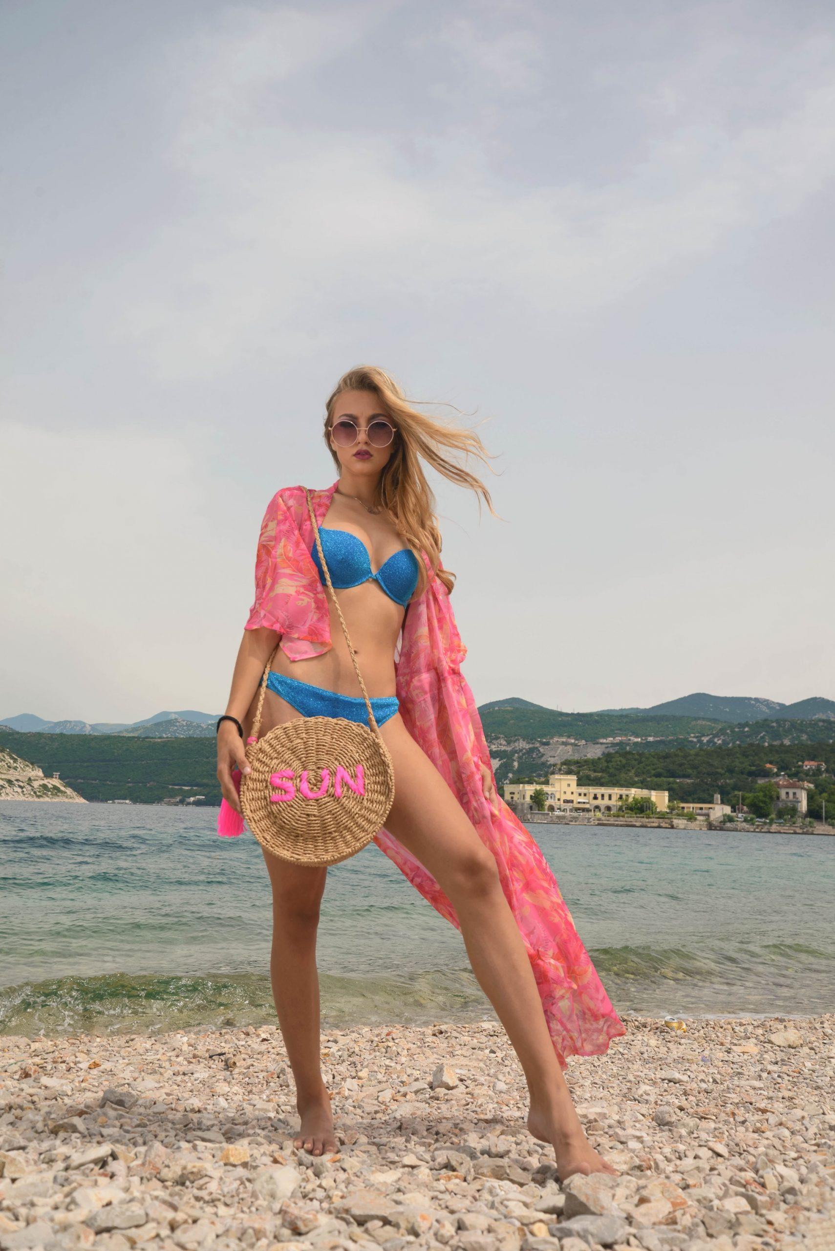 Extravagant editorijal: Summer by ZTC