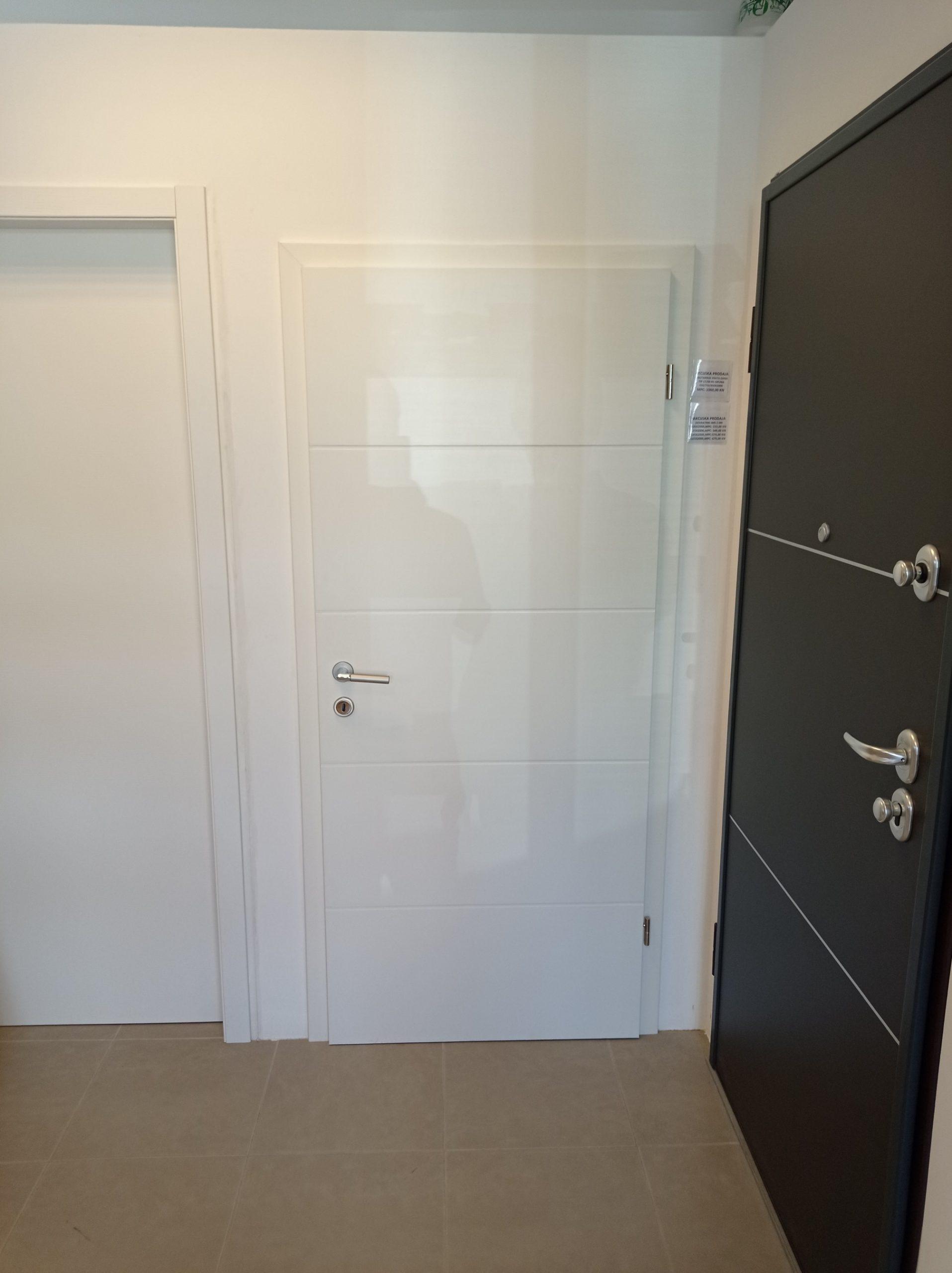 Velik izbor sobnih vrata pronašli smo u Dekora domu