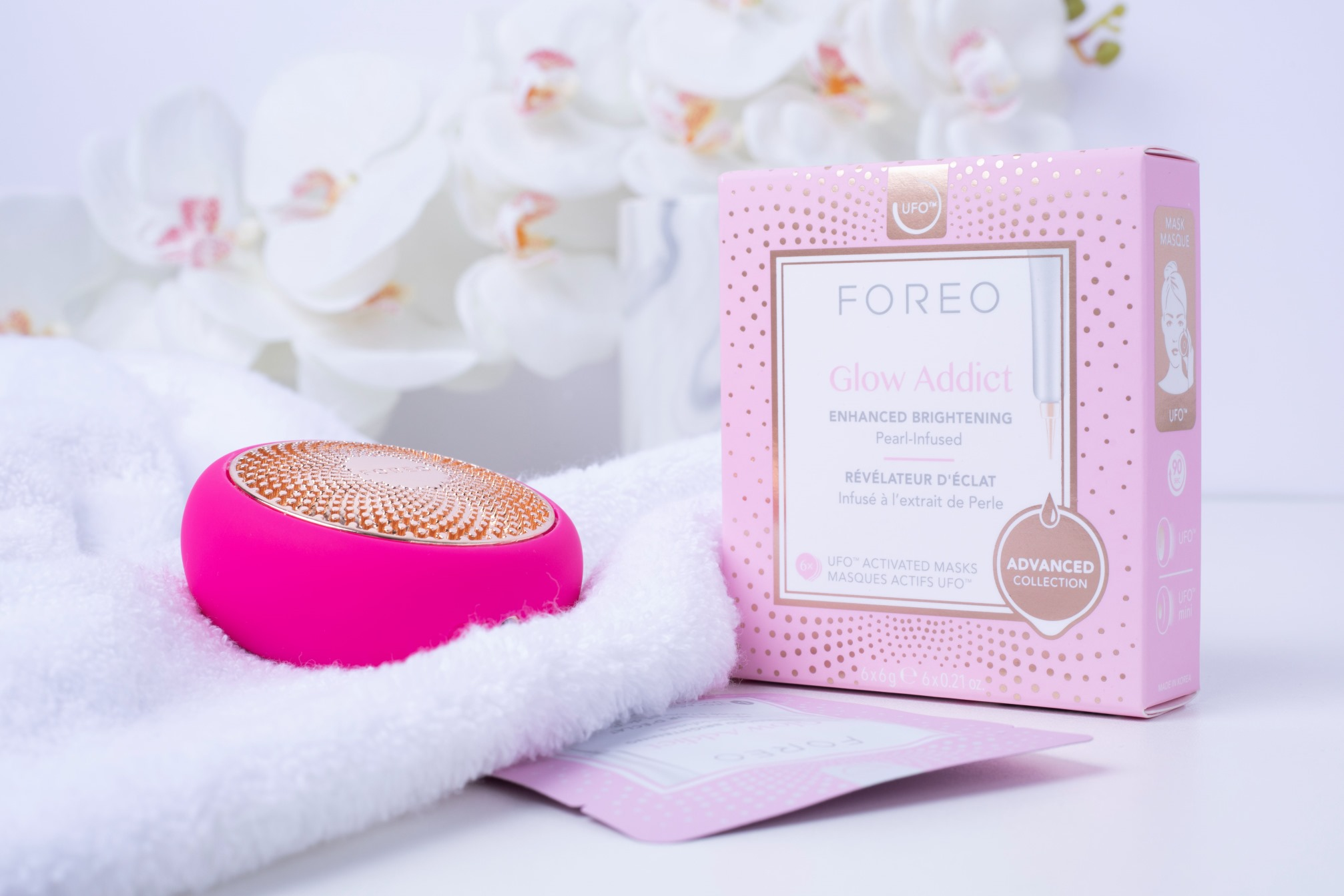 FOREO: after summer skincare routine