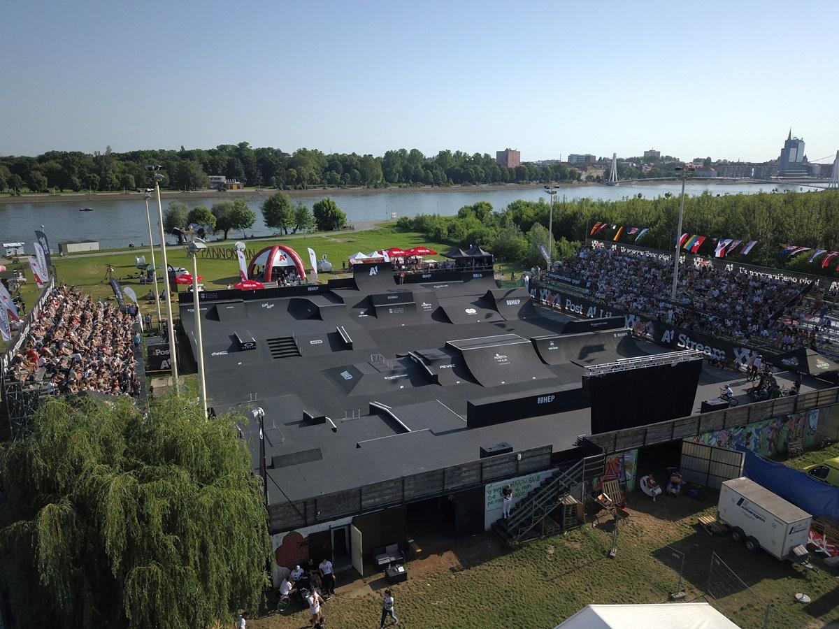 Osijek i gledatelji su spremni - od 11. do 15. kolovoza grad diše za 22. izdanje Pannonian Challengea