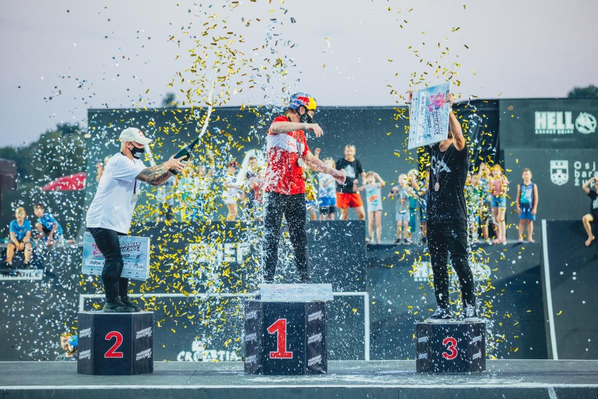 Završeno 22. izdanje Pannonian Challengea kojeg su obilježili vrhunski sportski nastupi, urbana glazba i gromoglasna osječka publika