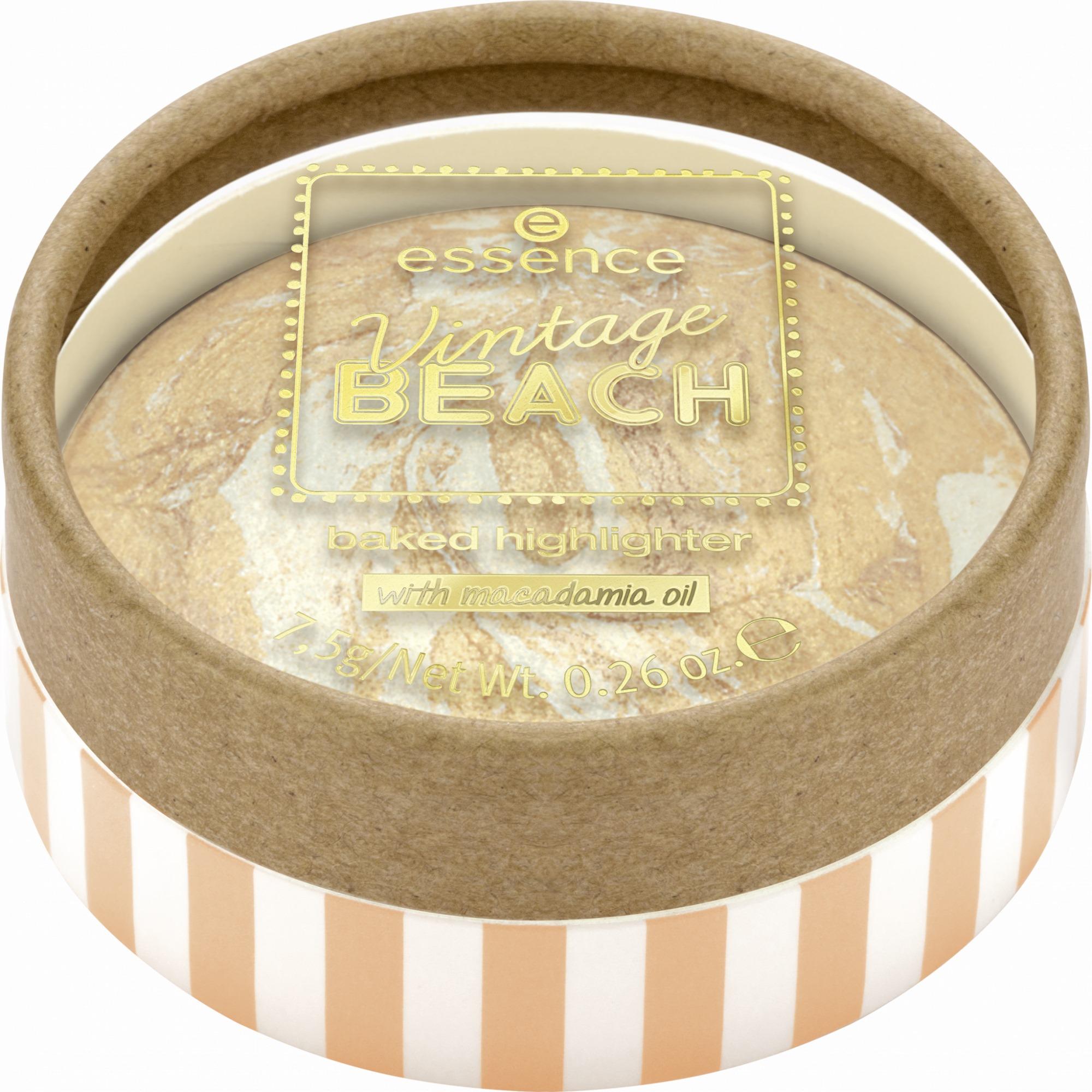 "Stigla je essence trendovska kolekcija ""Vintage Beach"" nadahnuta retro plažama"