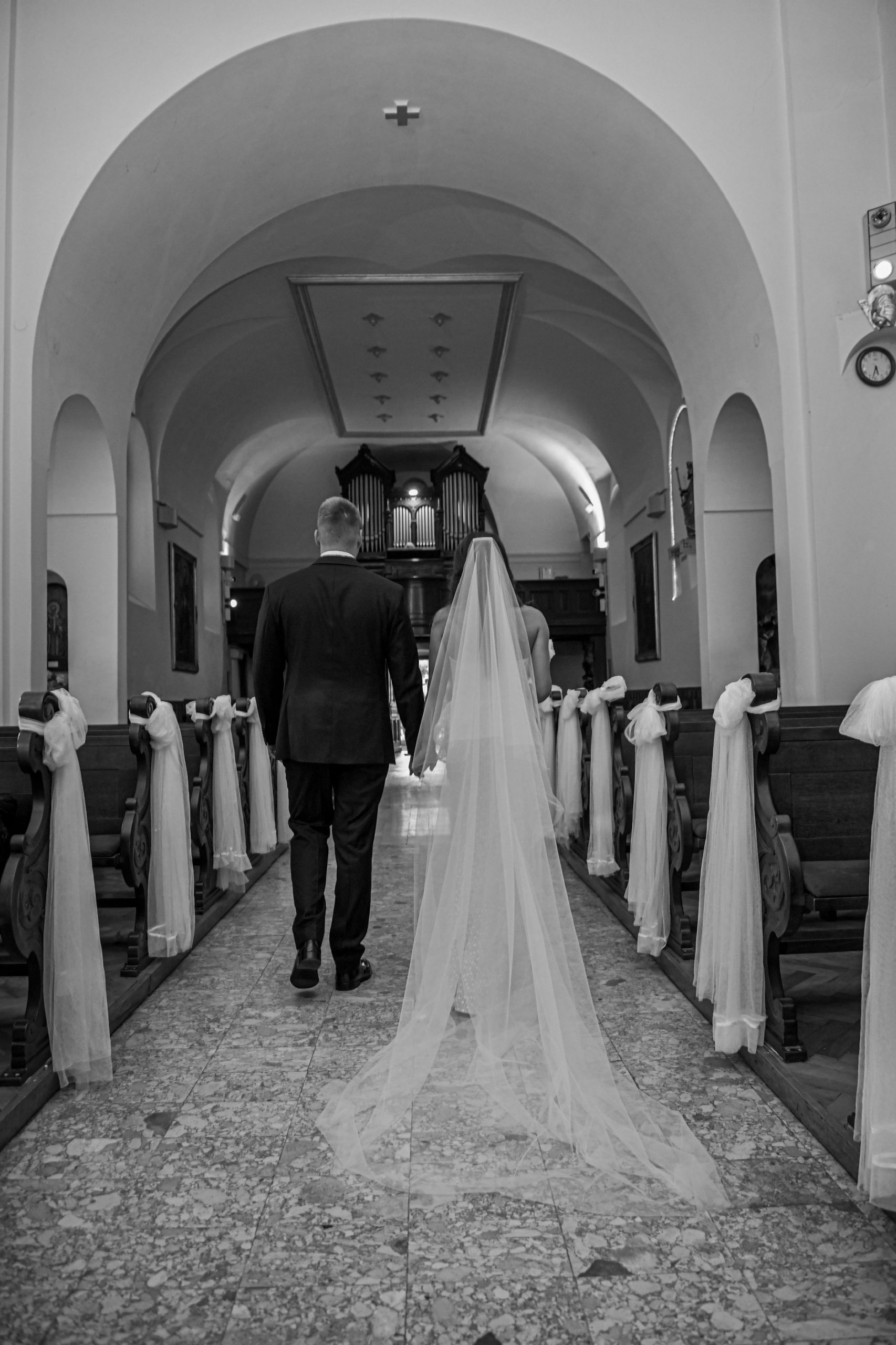 Extravagant wedding: Ana Piškulić Mihelčić i Marko Mihelčić