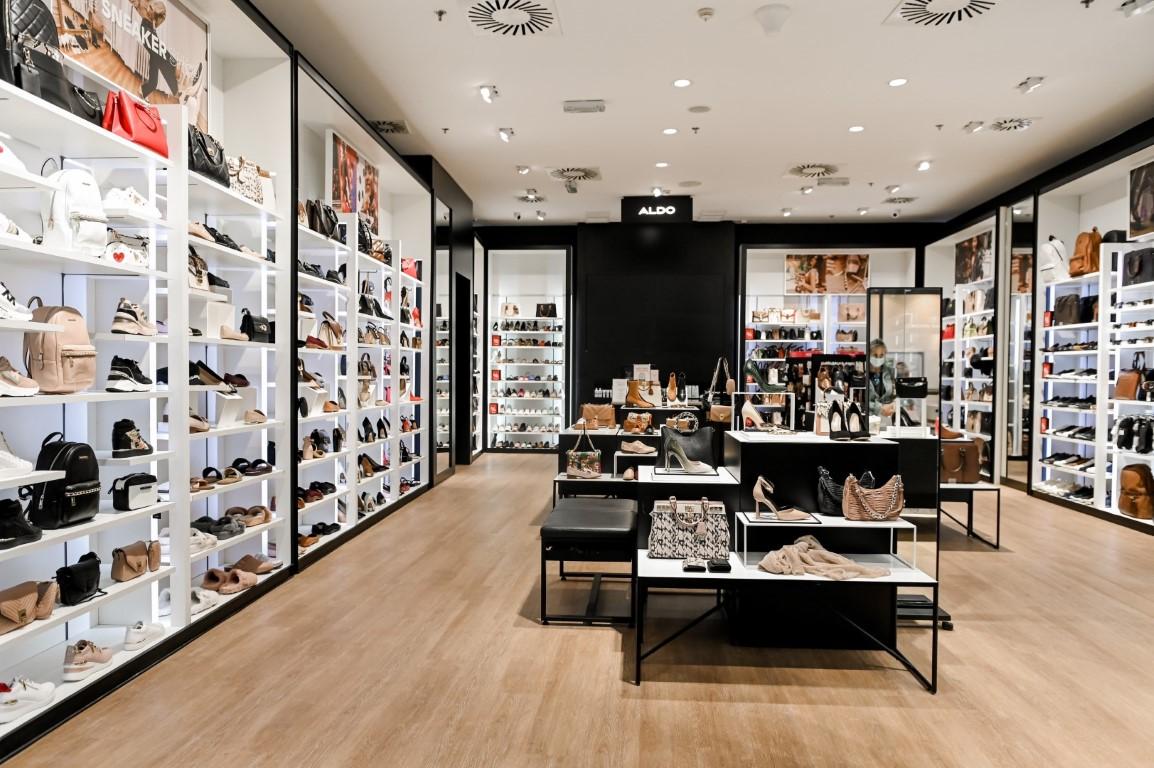 Otvorena je nova Aldo trgovina u Arena centru