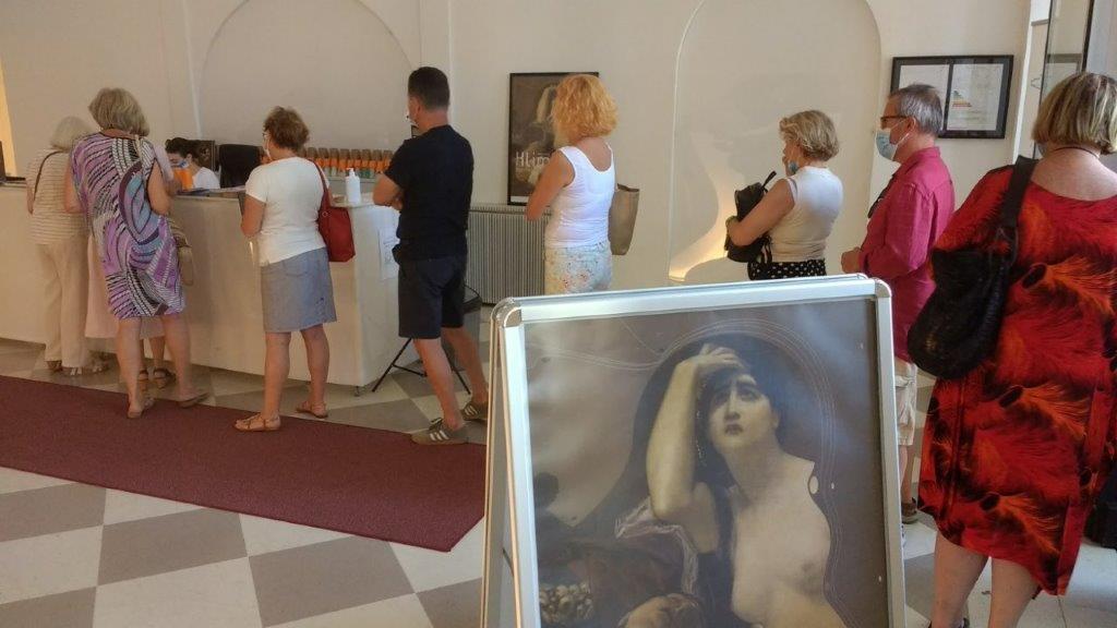 Riječkoga Klimta ovoga ljeta vidjelo preko četiri tisuće posjetitelja