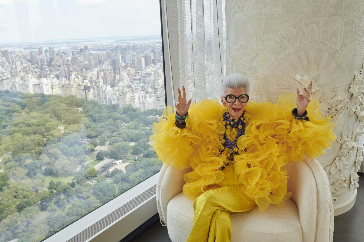 H&M najavljuje suradnju s modnom ikonom Iris Apfel u čast 100 godina njezinog života i inspiracije