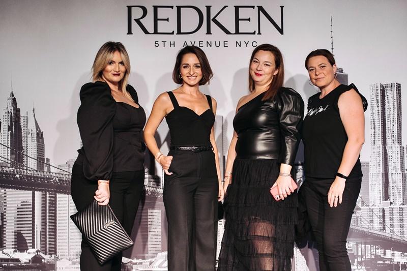 Večer za pamćenje i duh New Yorka u Zagrebu – Redken experience