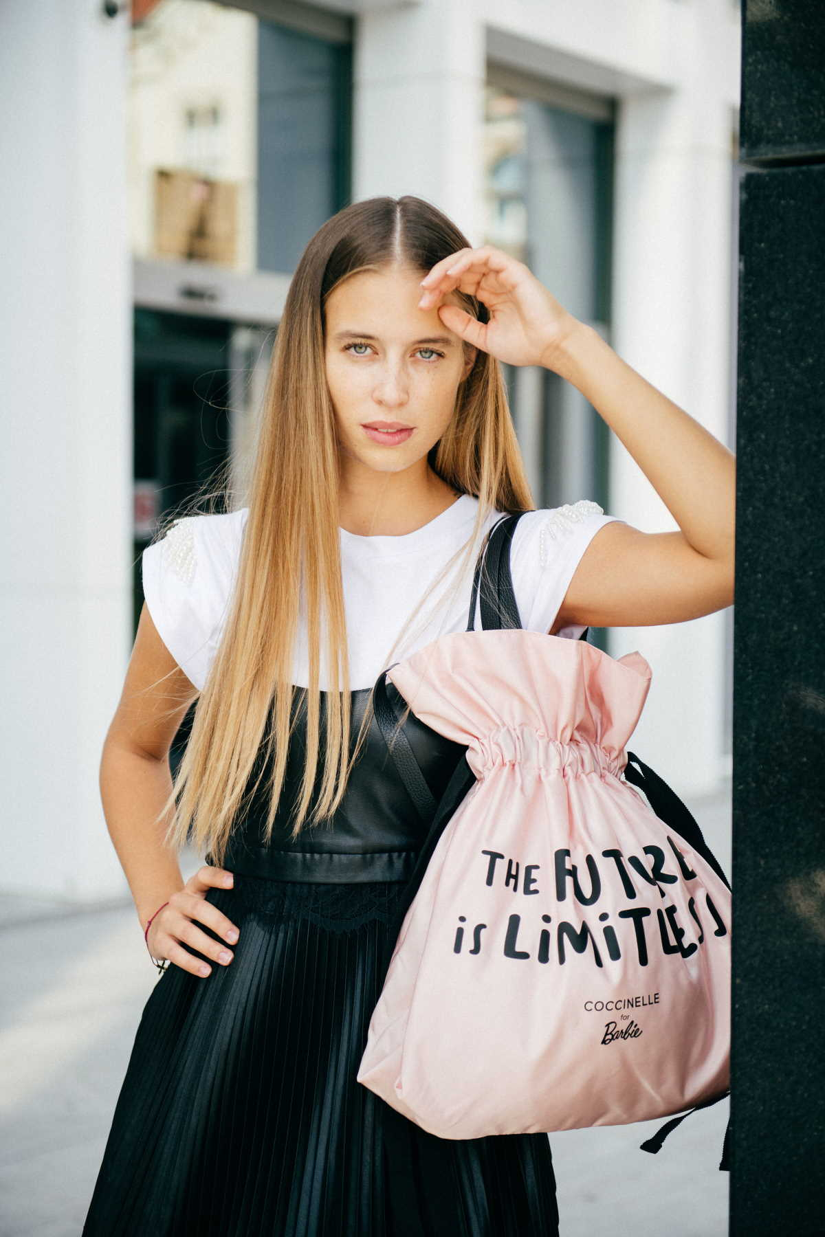 Ekskluzivno u Karla trgovinama - društveno odgovorna kolekcija: Coccinelle for Barbie