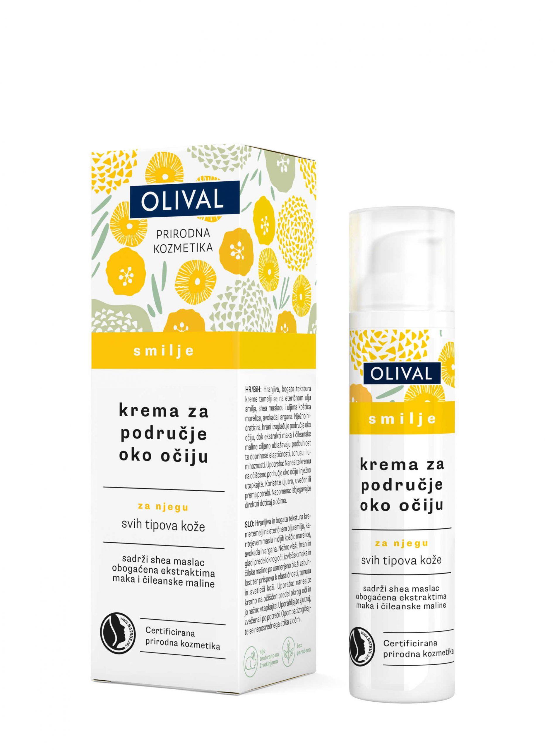 Olival predstavio dva nova proizvoda iz omiljene kolekcije sa smiljem