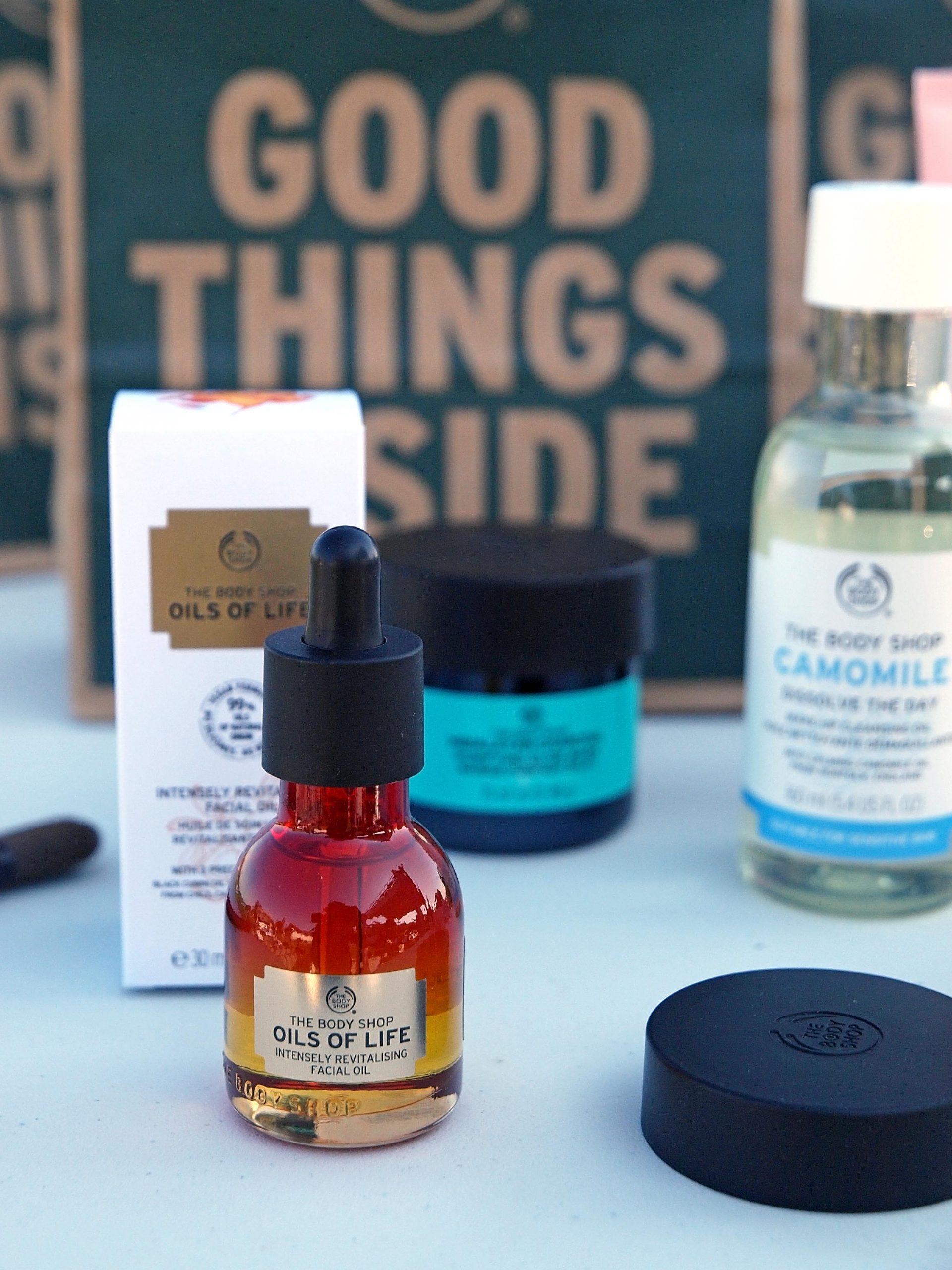 The Body Shop beauty rutina u 5 koraka!