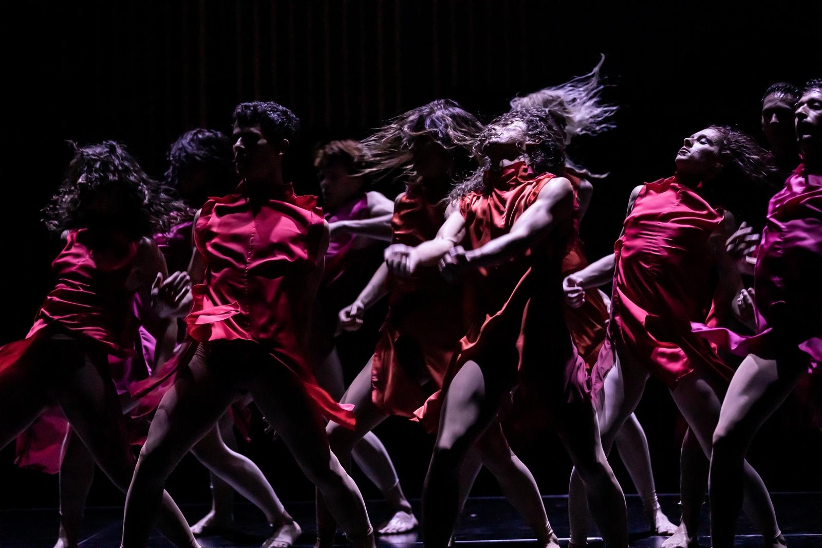 Eksplozija oduševljenja bonnske publike: povijesno gostovanje riječkog Baleta