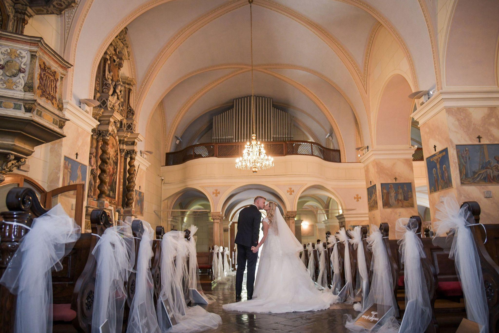 Extravagant wedding: Sara Ban Filipović i Marko Filipović
