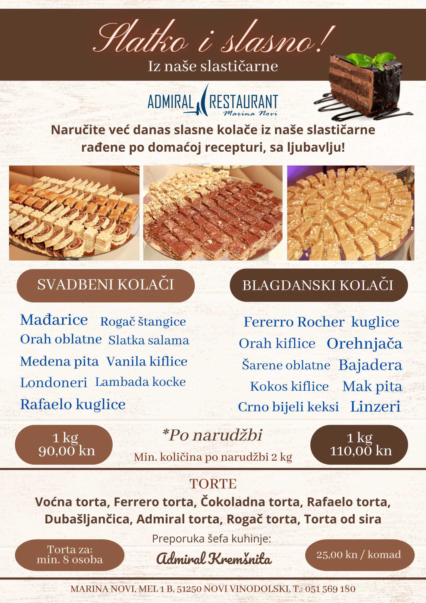 Posjetili smo Marinu Novi gdje su započeli dani tradicionalne hrvatske kuhinje