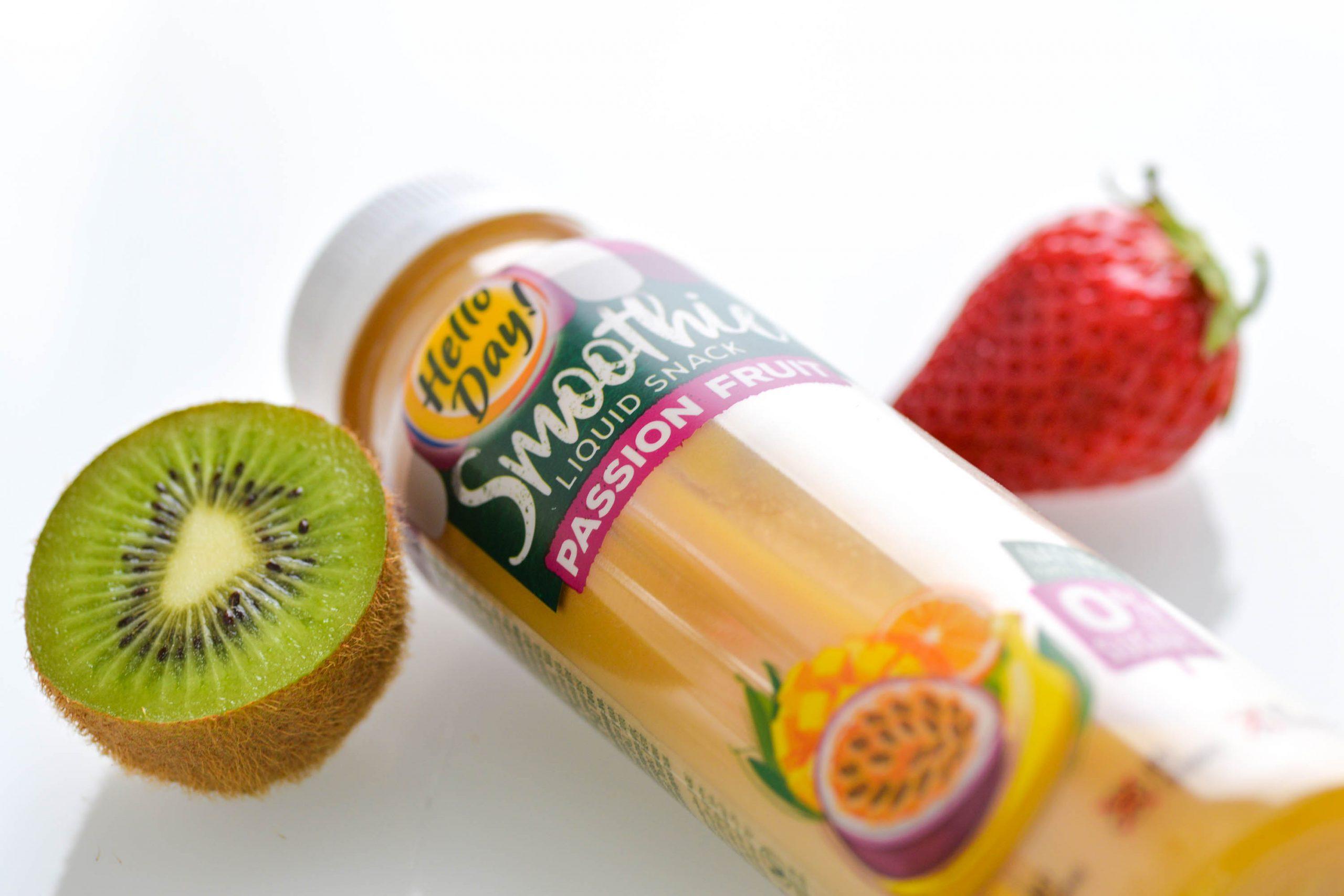 Hello Day! osvježavajući voćni obrok